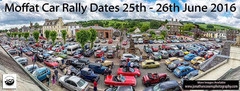 Classic Car Rally Cornwall
